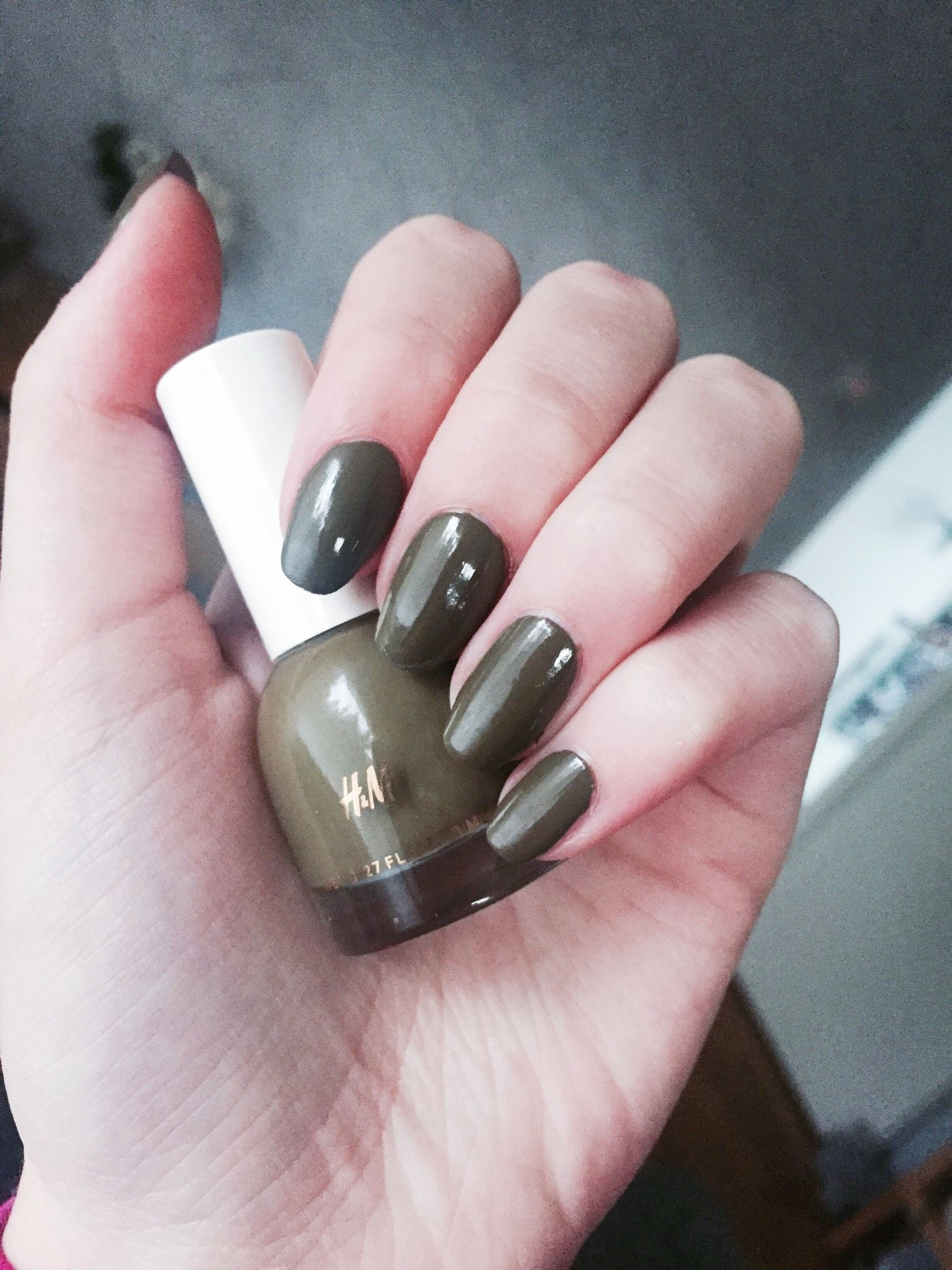 OLIVE GROVE   Nail polish collection