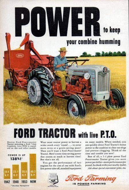 Vintage Tractor Sales