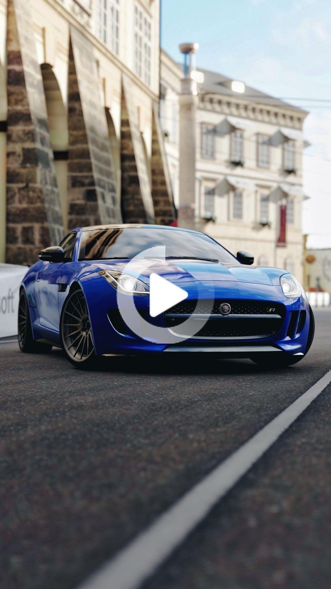 Wallpapers Jaguar F-Pace, sports car, jaguar, car, Jaguar F-Type #amaz