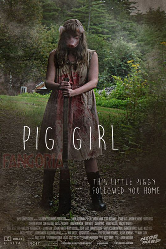 Netflix documentary girl pig