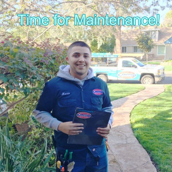 How Our Maintenance Program Will Help You This Spring Air