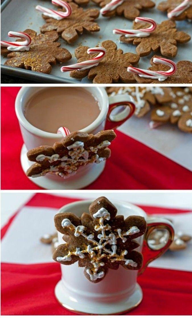 geschenke aus der kuche ingwer kekse selbstgemachte - weihnachtsgeschenke aus der küche