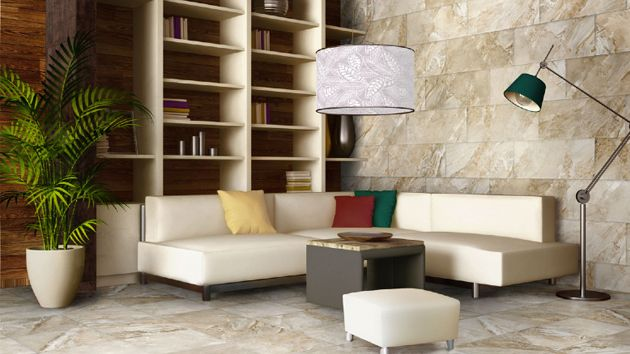 For More Homes Than We Know, Using Of Floor Tiles Is The Majorityu0027s Choice.  Spanish TileLiving Room ...