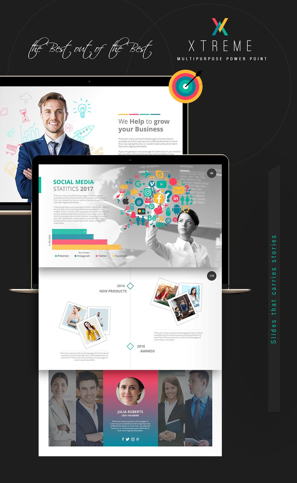 The best powerpoint presentation template ever https the best powerpoint presentation template ever httpsgraphicriveritem alramifo Choice Image