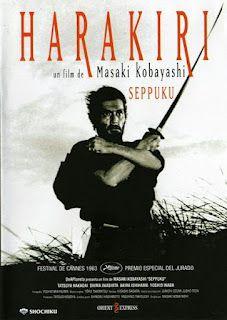 Harakiri (1962), Directed by Masaki Kobayashi