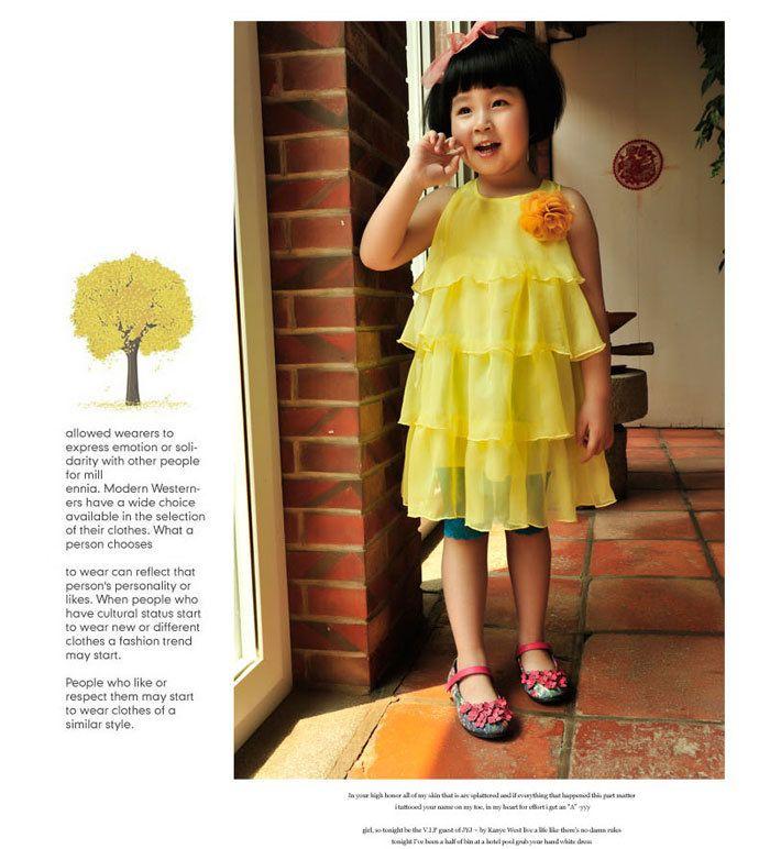 d980876355b Aliexpress.com   Buy Wholesale Free Shipping Summer Dress Flower Girl Dress  Summer Wear