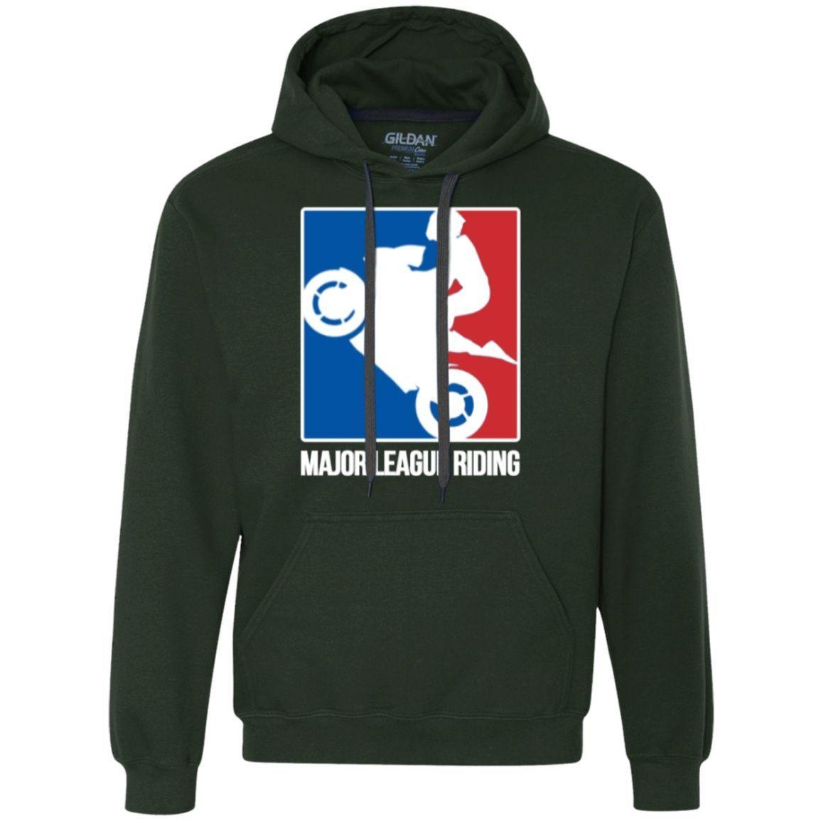 Major League Riding Hoodie