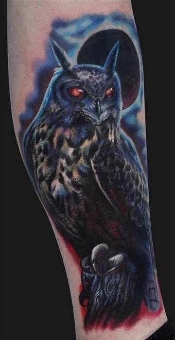 Resultado De Imagen De Dark Owl Tattoos Tatuagem Coruja Tatuagem De Coruja Tatuagem De Coruja Masculina