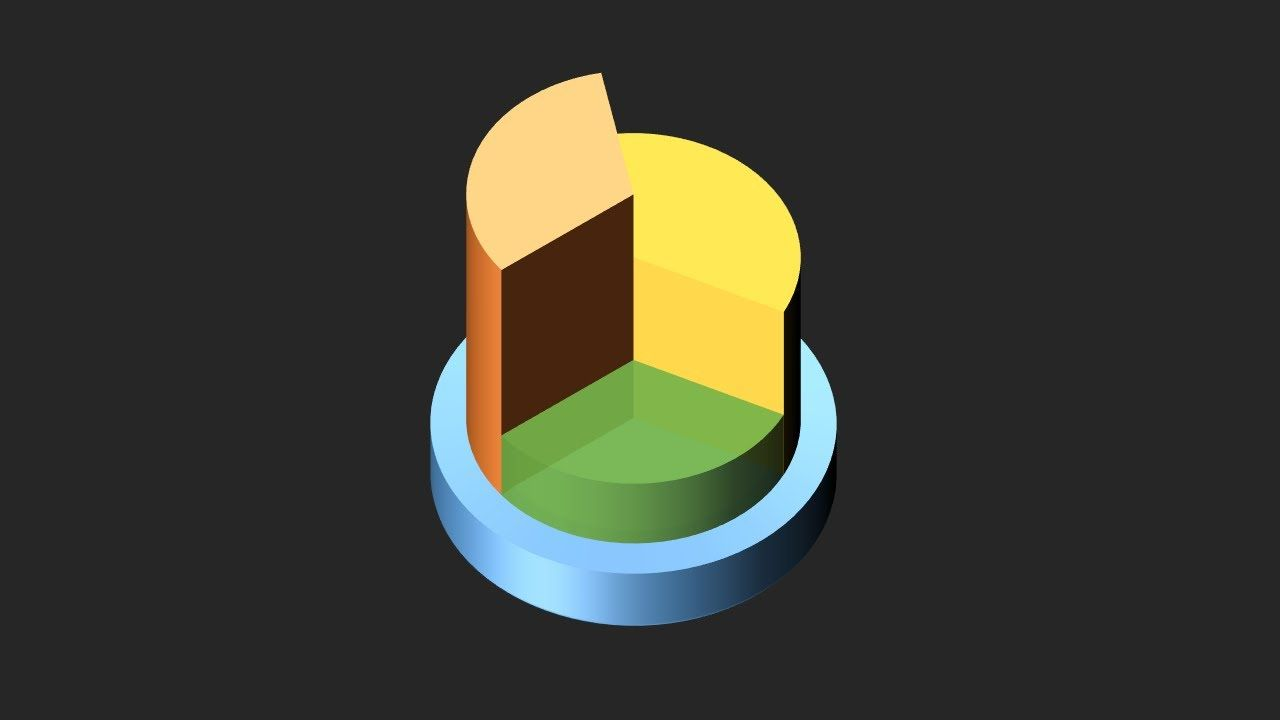 How To Create Vector Like 3d Pie Chart Microsoft Powerpoint Ppt Tutorial Powerpoint Powerpoint Design Templates Microsoft Powerpoint