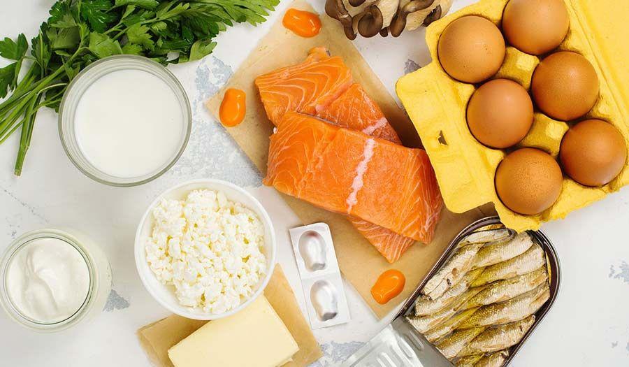أين يوجد فيتامين د بالطعام Food Organic Recipes Diet