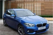 Bmw 1 Series 5door Sports Hatch Hatchback Bmw Bmw 1 Series Bmw