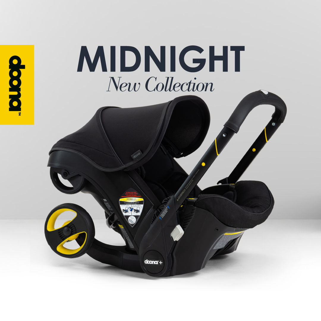 Doona Infant Car Seat with Base Midnight in 2020 Car