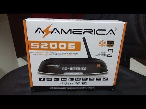 nova atualização do AZAMAEIRCA S2005