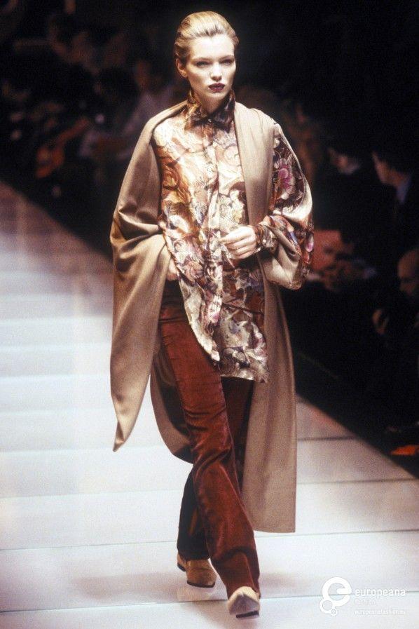 Gianfranco Ferre, Autumn-Winter 199