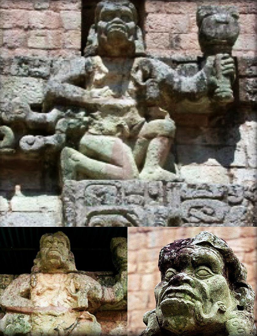 City of hanuman in la ciudad blanca honduras