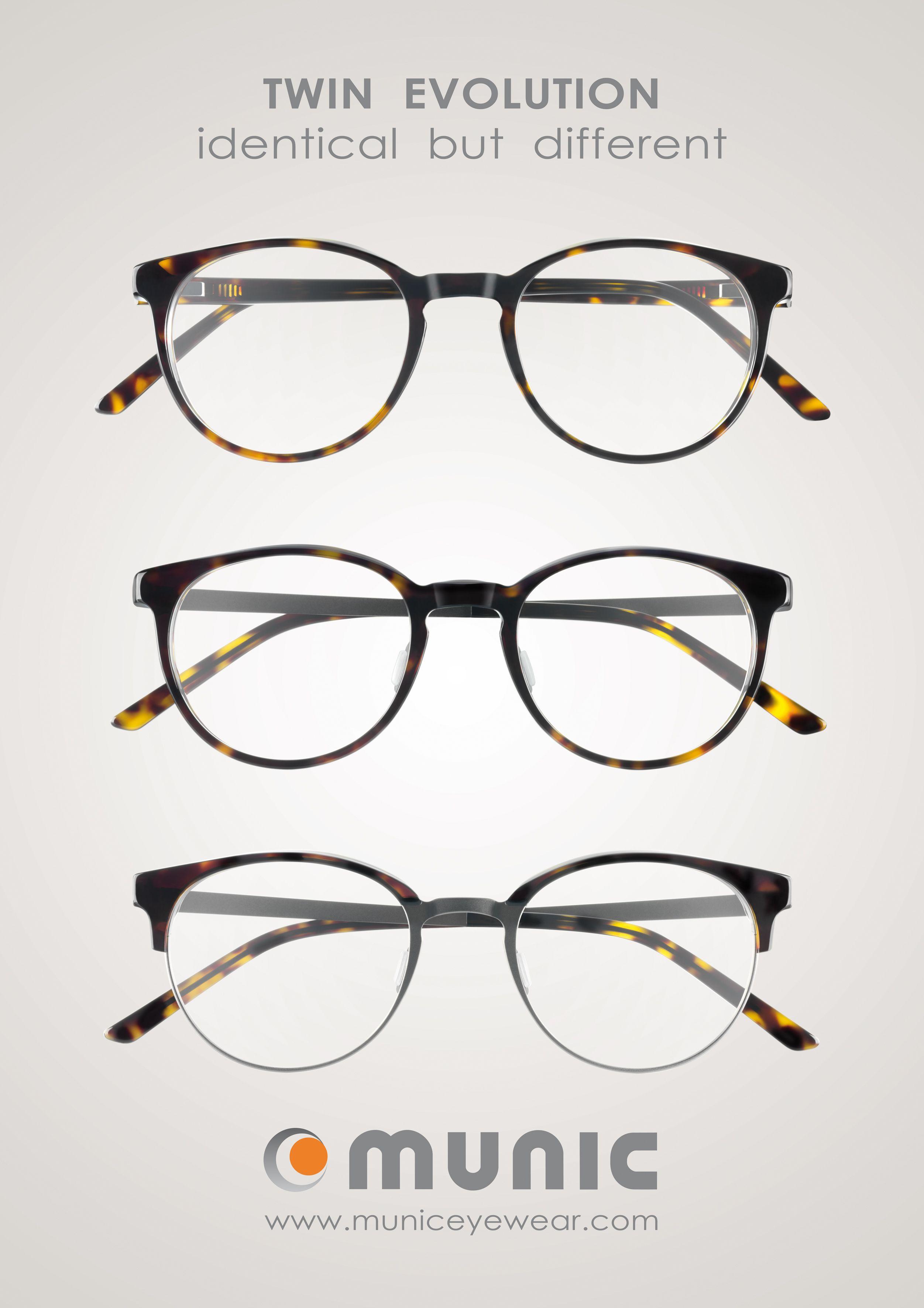 munic - mod. 856-1-2-3 #municeyewear | Brillen | Pinterest | Brille