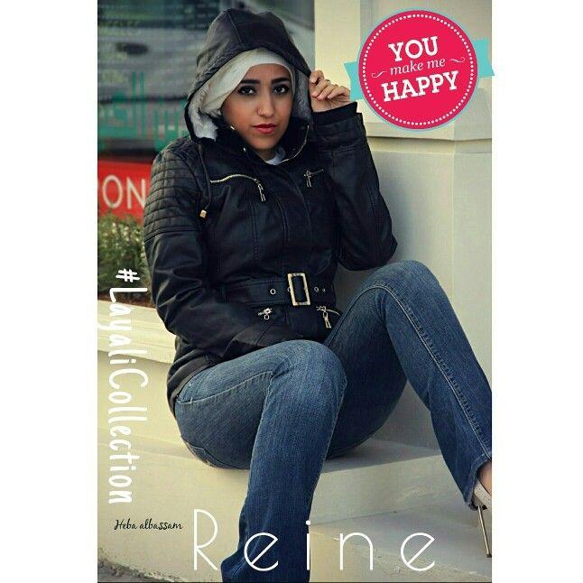 New In ! Leather Jacket   +962 798 070 931 +962 6 585 6272  #ReineWorld #BeReine #Reine #LoveReine #InstaReine #InstaFashion #Fashion #Fashionista #FashionForAll #LoveFashion #FashionSymphony #Amman #BeAmman #Jordan #LoveJordan #ReineWonderland #Modesty #Turban #Hijabers #ReineWinterCollection #WinterCollection #Leather #LeatherJacket #Jacket #WinterCoat