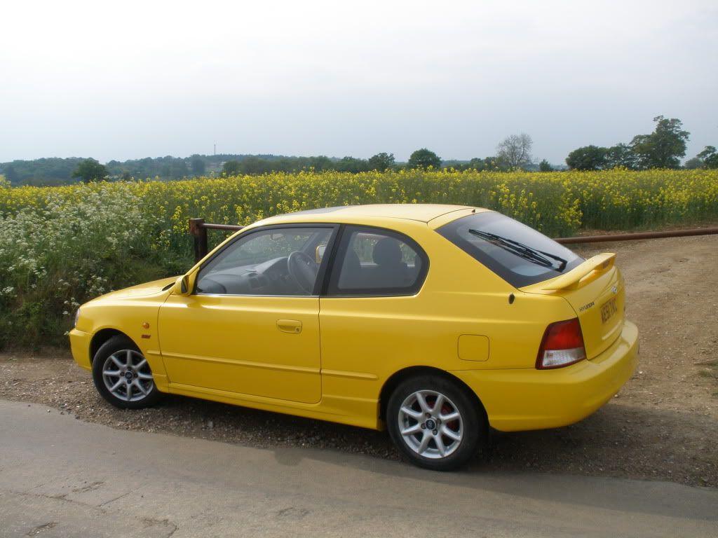 Hyundai Accent Mvi X Reg 2000 December 2000 To October 2009 I