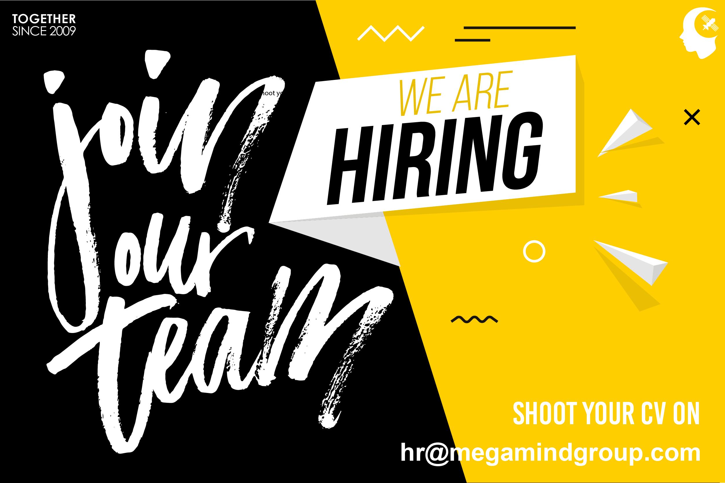 We Are Hiring Logo Experts 3 Experienced Graphic Designers 2 2d 3d Animator 2 Goanima Recruitment Poster Design Hiring Poster Poster Design