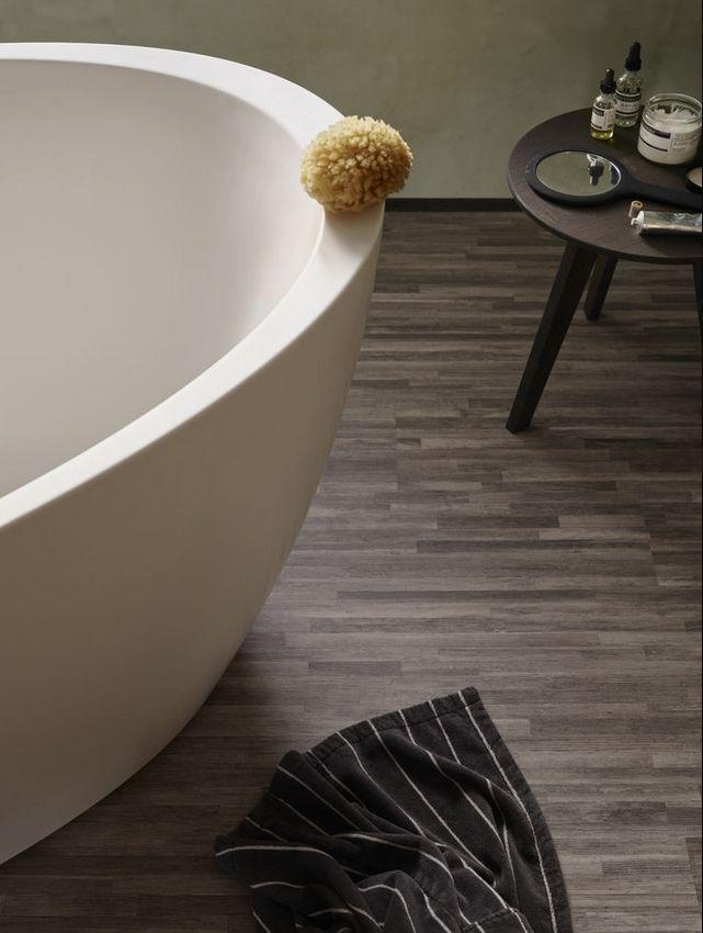 Parquet salle de bain à clipser BerryAlloc Riviera \
