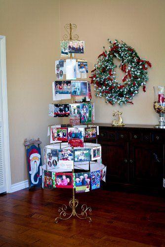 Christmas Card Holder Display Tree Seasons Treetings Social Fruitfly Http Www Dp B00fx6s8za Ref Cm Sw R Pi Xh0kub195ghp1