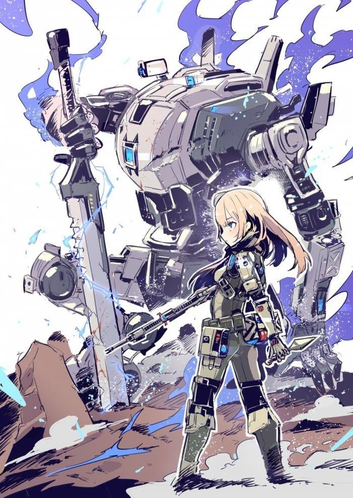 Ronin Last Stand Titanfall Anime Anime Military