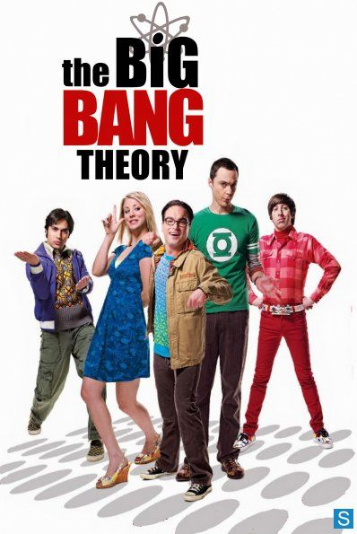 THE BIG BANG THEORY TV Show PHOTO Print POSTER Series Kelly Cuoco Penny 004