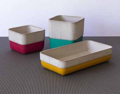 """Check out new work on my @Behance portfolio: """"CNCRT3 concrete boxes"""" http://be.net/gallery/45268165/CNCRT3concrete-boxes"""