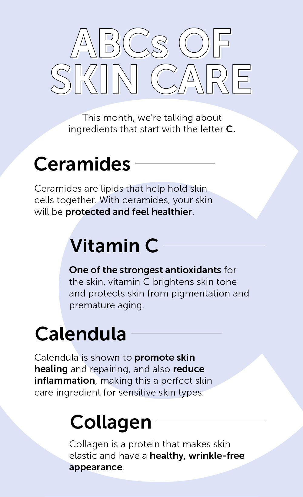 Korean Skin Care Ingredients Glossary From A To Z Skin Care