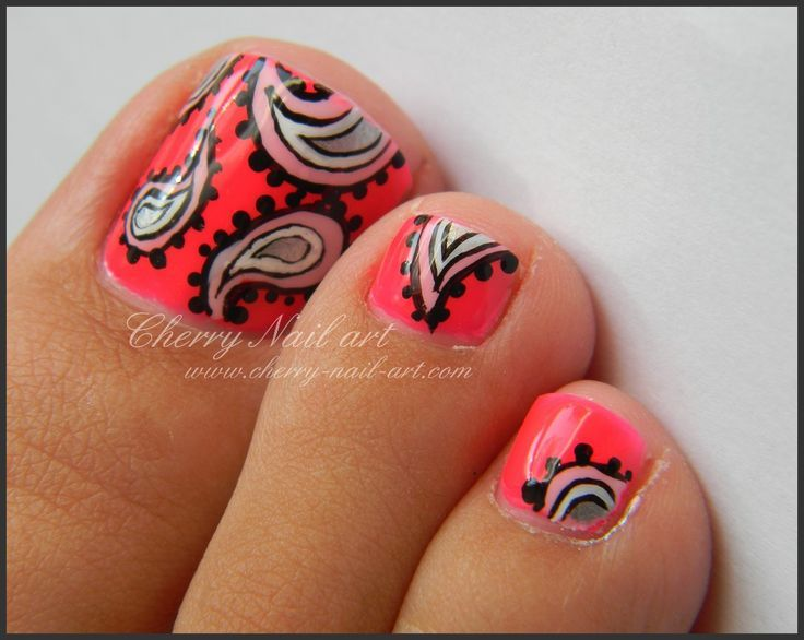 Nail Art Designs For Toes Step By Step Guide Style Open Now All