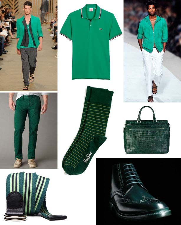 10 Ways to Wear Green on St. Patrick's Day | St pattys day