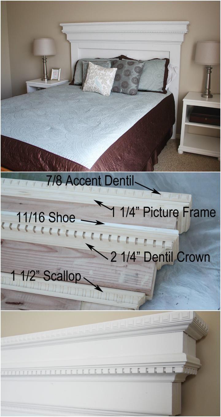 Diy bedroom headboard ideas  superb diy headboard ideas for your beautiful room  home decor