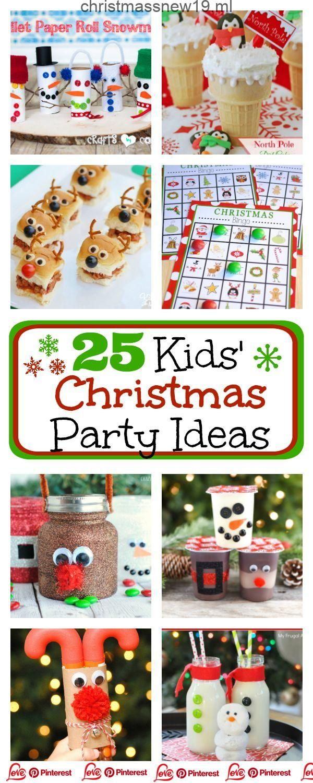 Weihnachtsfeier 2019 Ideen.Christmass New 2019 25 Kinder 39 Weihnachtsfeier Ideen