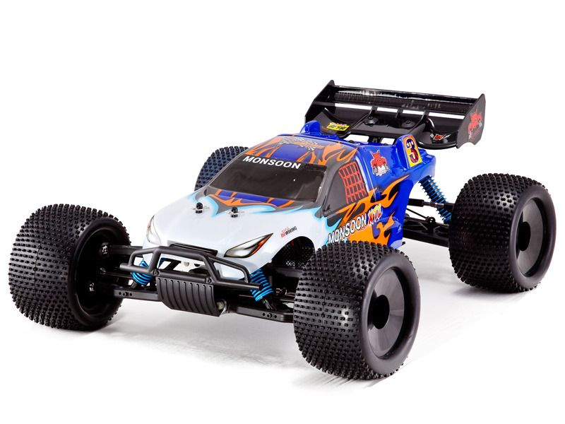 Monsoon Xte Xte 1 8 Scale Brushless Electric Truggy Redcat Racing Racing Cat Races