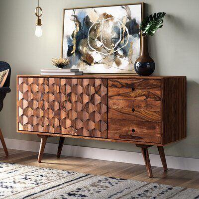 Modern Rustic Interiors Alice Buffet Table In 2020 Decor Wood Sideboard Vintage Sideboard