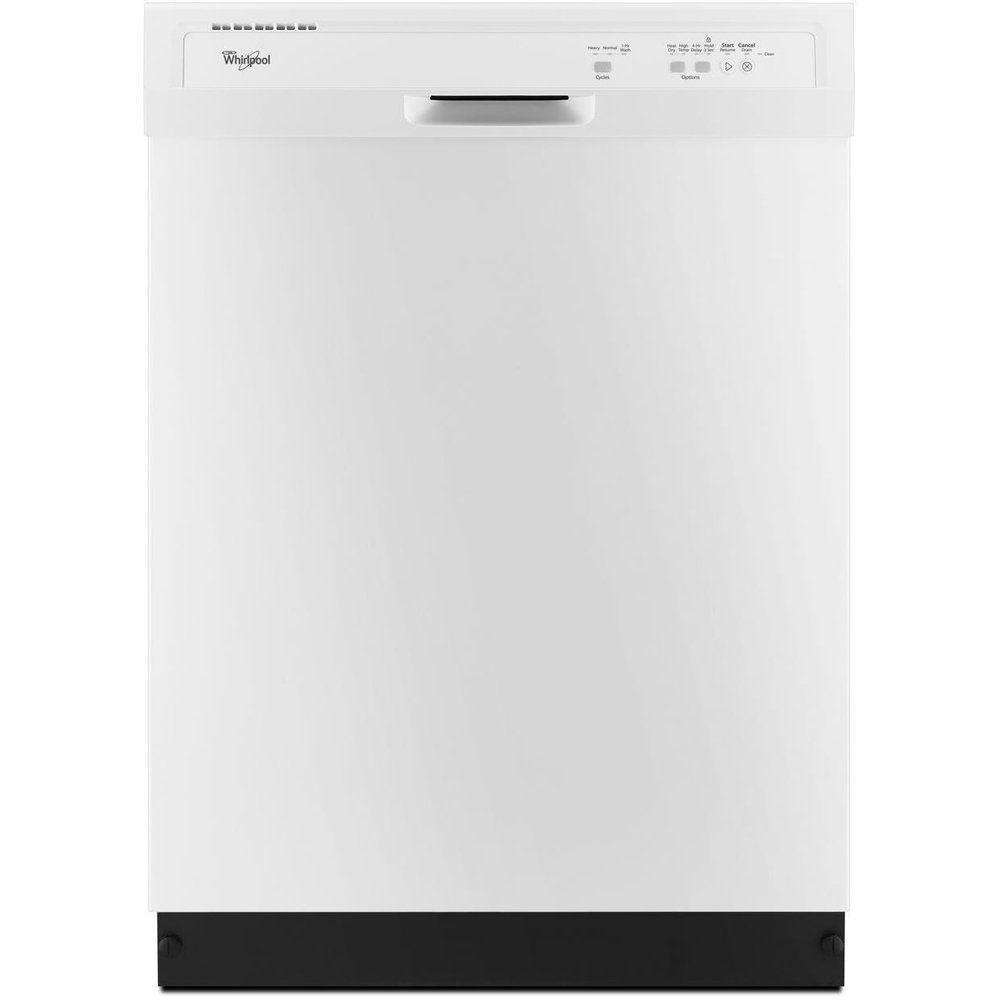 Whirlpool Gidds 291771 24 Dishwasher With Accusense Soil Sensor