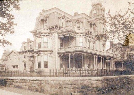 New Brunswick Victorian Mansion Google Search Victorian Homes Historic Homes Gorgeous Houses