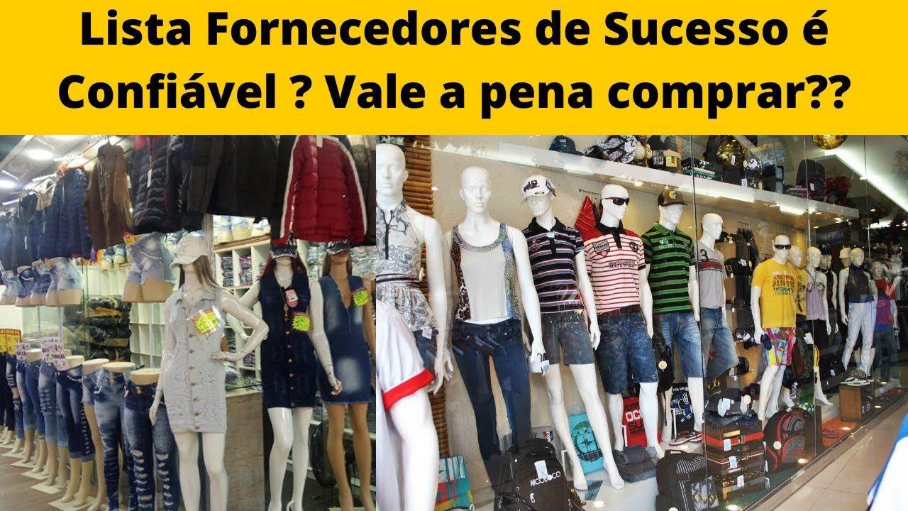 top fornecedores de sucesso