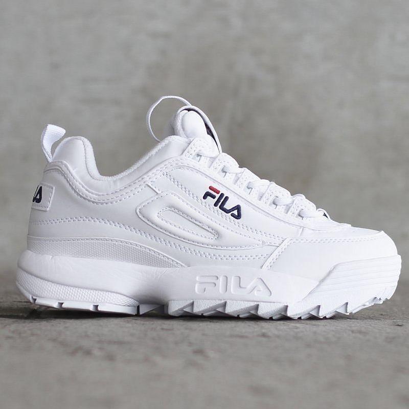 f1ede919d8 FILA Disruptor II | • Tênis e Calçados | Tenis sapato, Tenis mulher ...