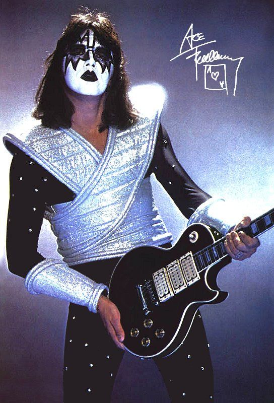 Image Result For Ace Frehley 1979 Ace Frehley Ace Frehley