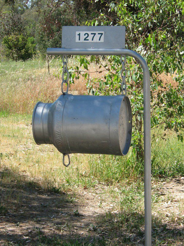 Farm Mailbox Ideas : mailbox, ideas, Creative, Unusual, Mailbox, Designs, Owner-Builder, Network, Mailboxes,, Design,, Letter, Boxes