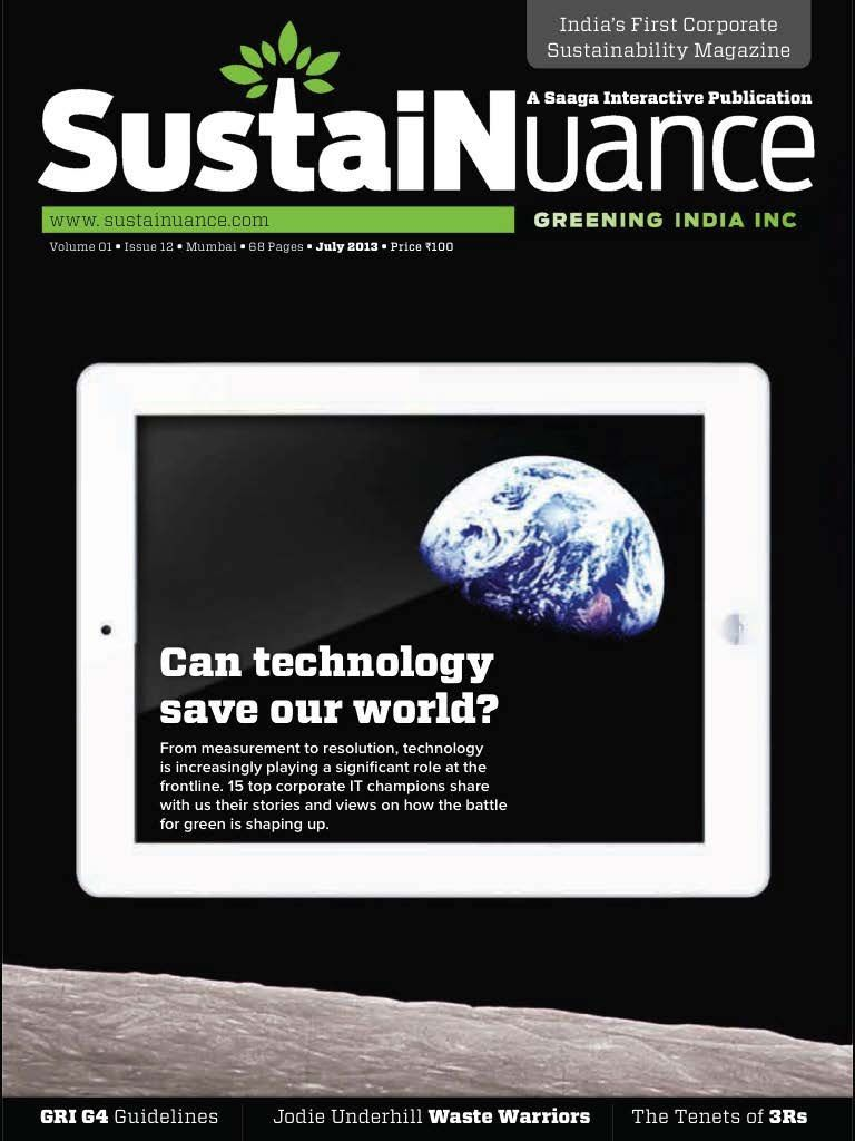Sustainuance Magazine  Magazine - Buy, Subscribe, Download and Read Sustainuance Magazine on your iPad, iPhone, iPod Touch, Android and on the web only through Magzter