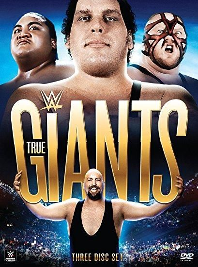 Andre The Giant The Big Show Wwe Wwe True Giants Andre The