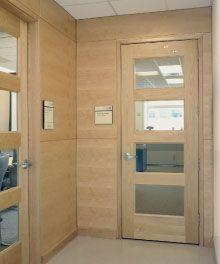 20 Minute Ts4100 Glass Fire Door Http Www Trustile Com Products Fire Rated Doors Screen Design Diy Window Screen Glass Screen Door