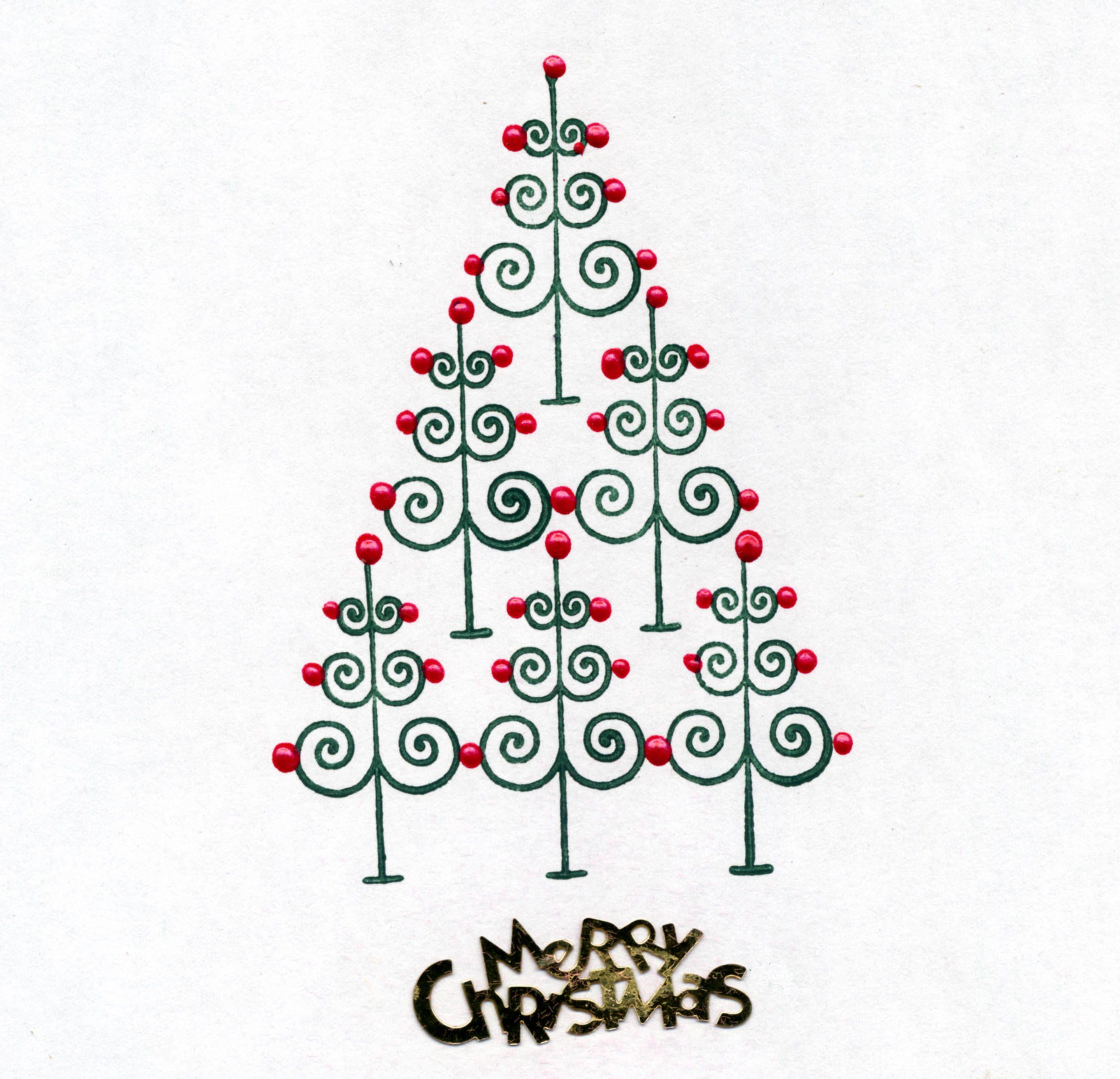 Homemade Christmas Cards Designs Xmas Cards Pinterest Homemade