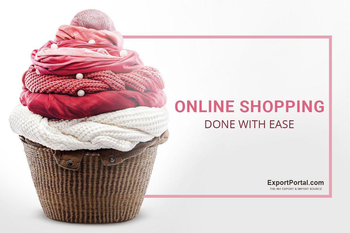 Shop online fast and easy on Export Portal – a huge platform