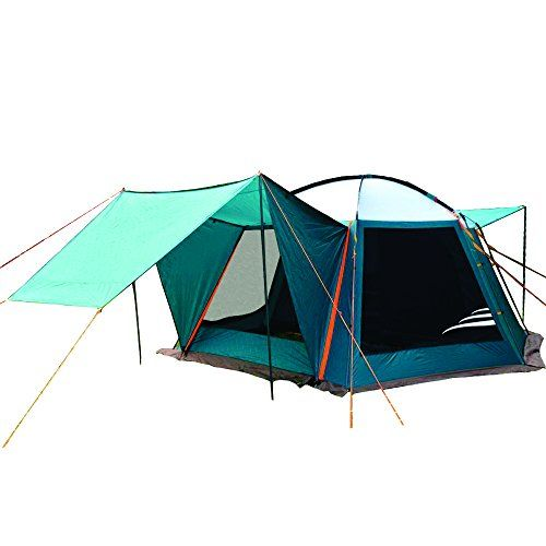 ... coleman tents c&ing gear c&ing equipment c&ing stove c&ing store canvas tents c&ing tent c&ing supplies 4 man tent family tents cheap tents ...  sc 1 st  Pinterest & NTK Texas GT up to 7 Persons14 by 14FT by 69FT Height 100 ...