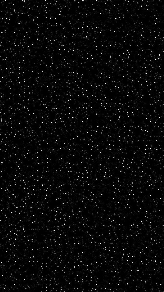 Simple Starry Sky Field Iphone 8 Wallpaper Dark Simple Starry Field Sky Star Outerspace Lockscreen Iphone 6 Wallpaper Galaxy Wallpaper Iphone Wallpaper