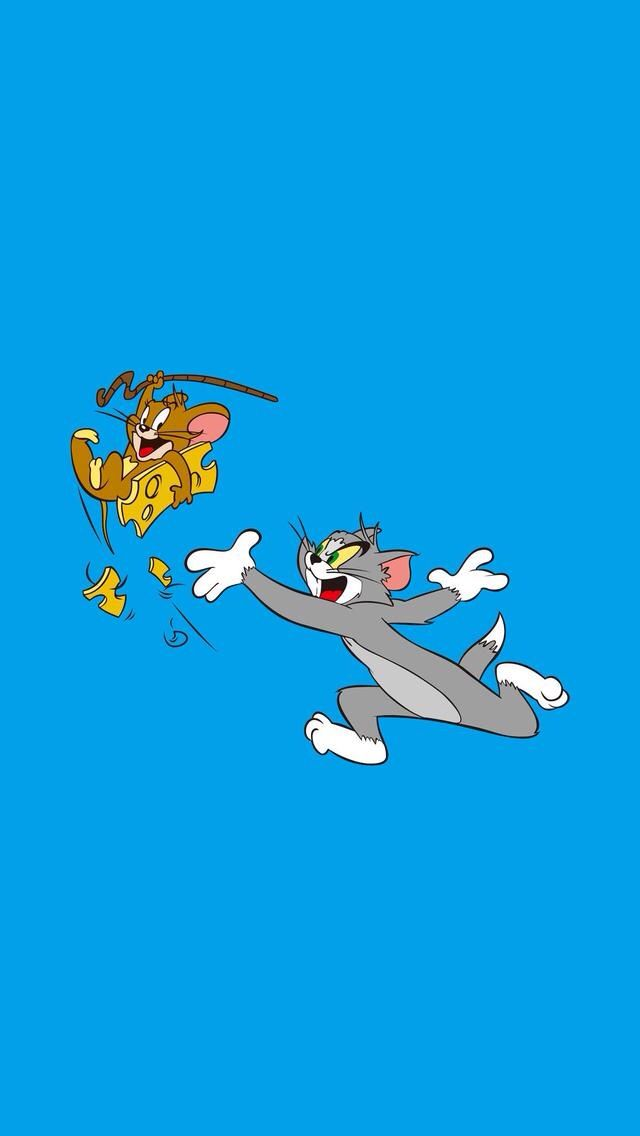Wallpaper Tom Jerry Tom And Jerry Wallpapers Tom And Jerry Cartoon Cartoon Wallpaper