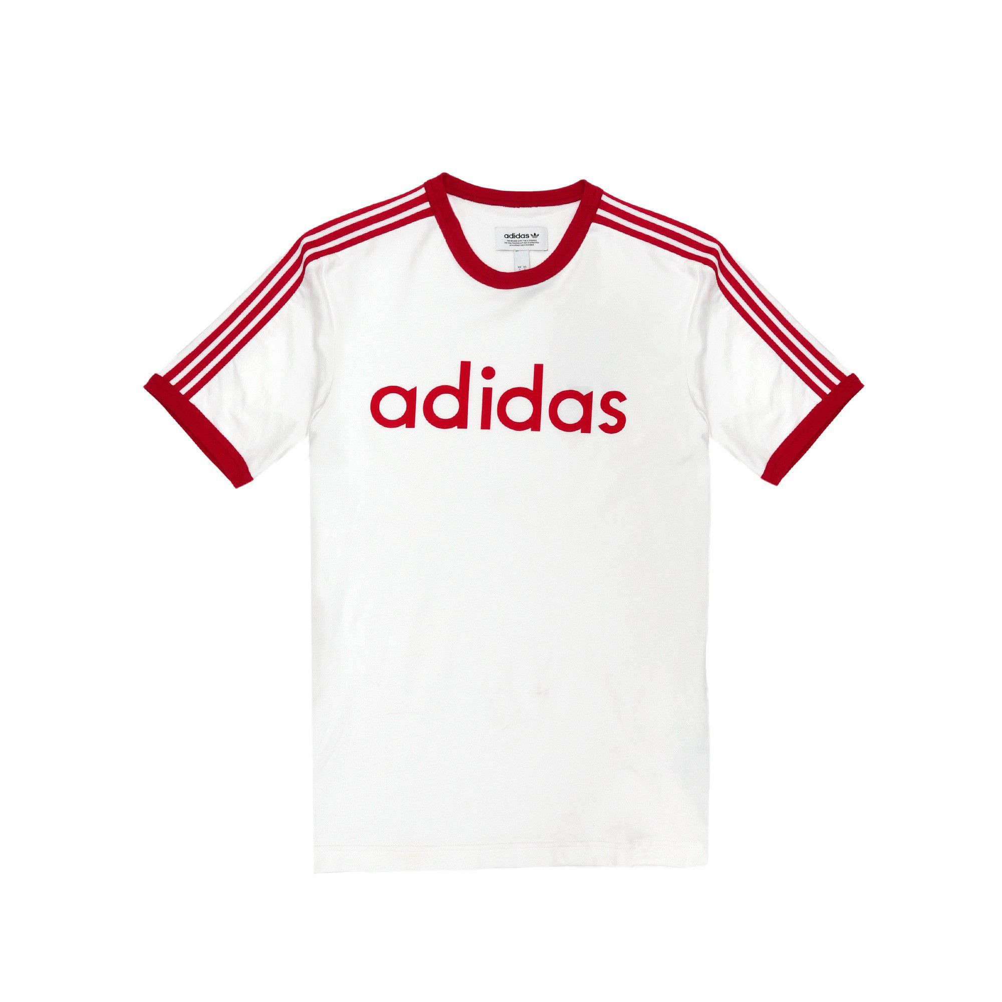 88f32235396 Adidas x Made in Germany London OG Tee - White Red